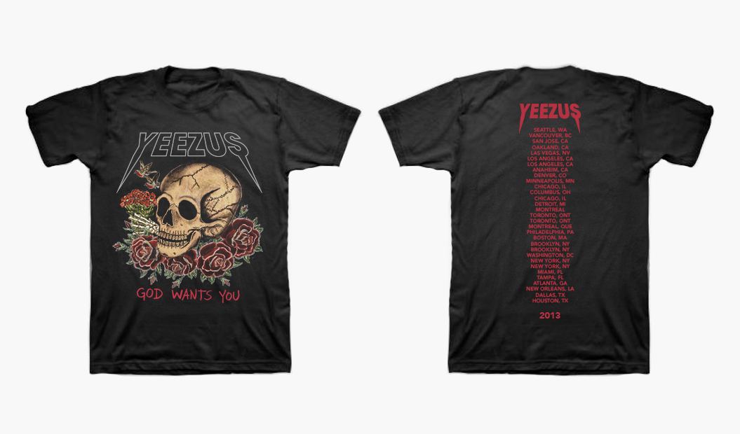 3b3d7417a707 YEEZUS MERCH – TOUR | Joe Perez